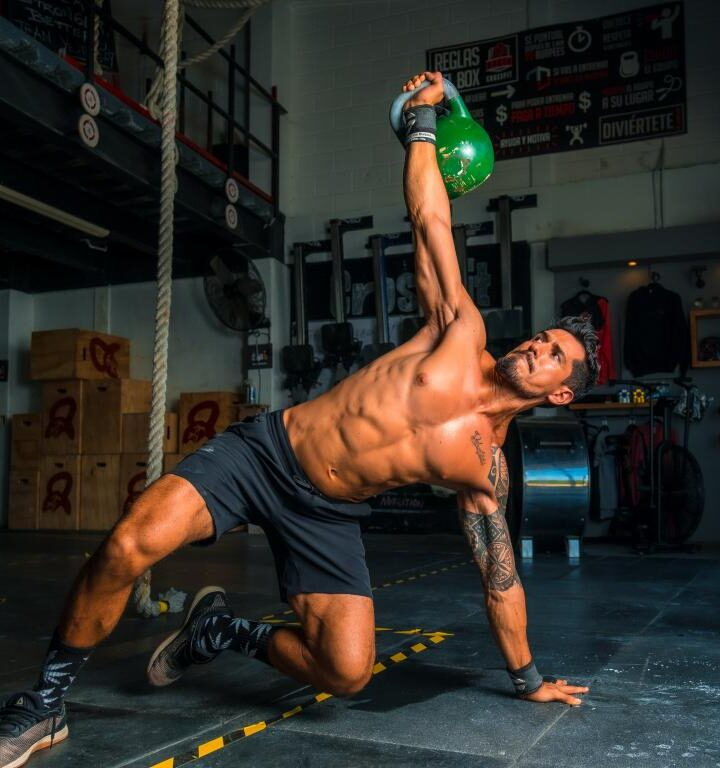 Notice results quicker when you use a crossfit timer
